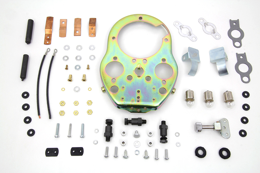 Cateye Dash Base Assembly