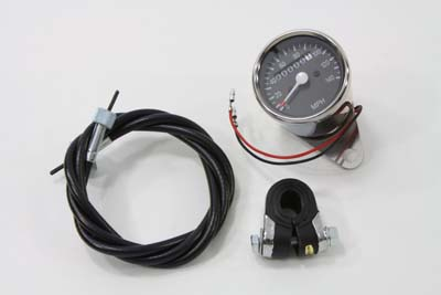 Mini 60mm Speedometer Kit with 2:1 Ratio