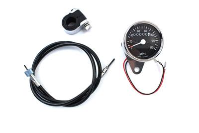 Mini 60mm Speedometer Kit with 2:1 Ratio