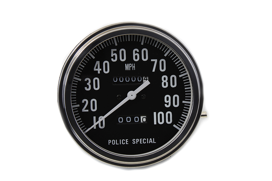 Speedometer 2:1 Police Special