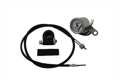 Deco Mini 48mm Speedometer Kit with 2:1 Ratio