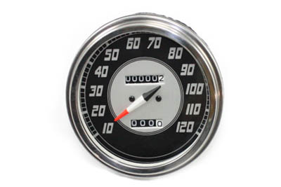 Speedometer with 2240:60 Ratio and Late Needle