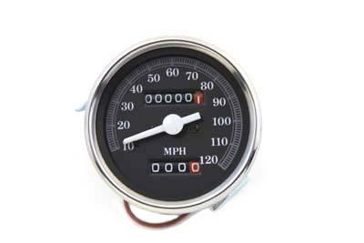 Speedometer Head with 2:1 Ratio