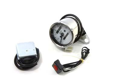 Mini Multi Colored 60mm Speedometer with 2240:60 Ratio