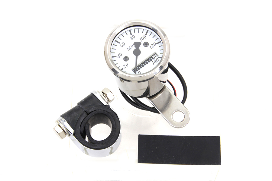 Mini 48mm Speedometer with 2240:60 Ratio