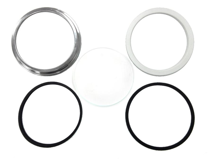 Replica Speedometer Bezel/Lens Kit