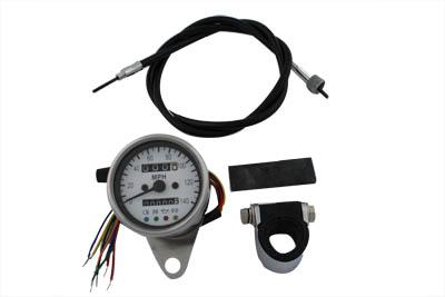 Mini 60mm Speedometer with 2:1 Ratio