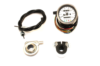 Mini 60mm Speedometer with 2:1 Ratio