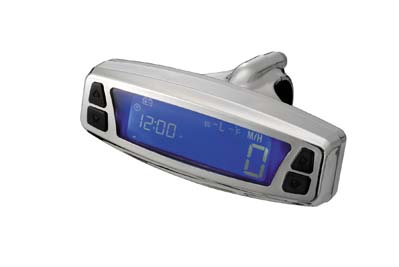 Mini Speedometer Tachometer Assembly