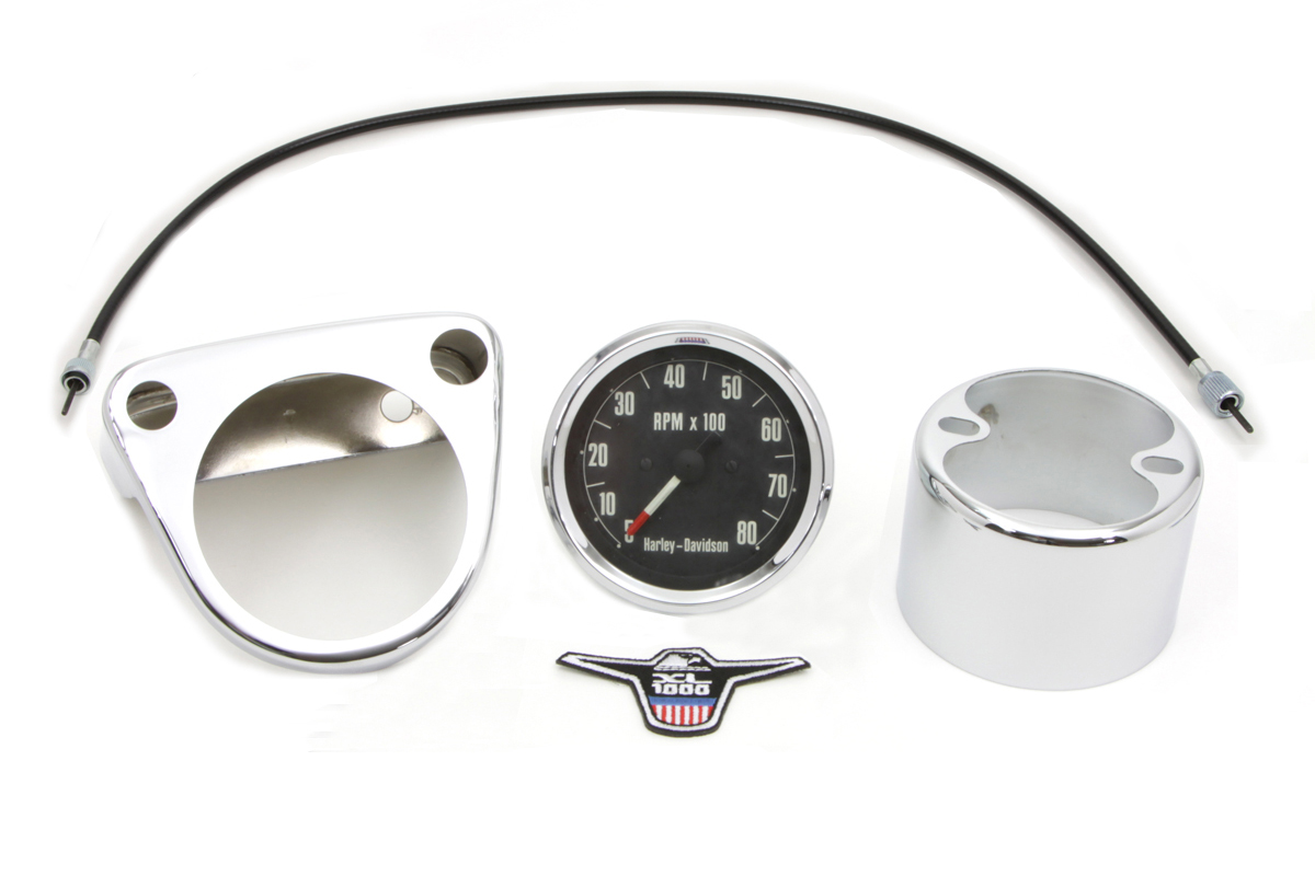 XL Tachometer Kit with 2:1 Ratio