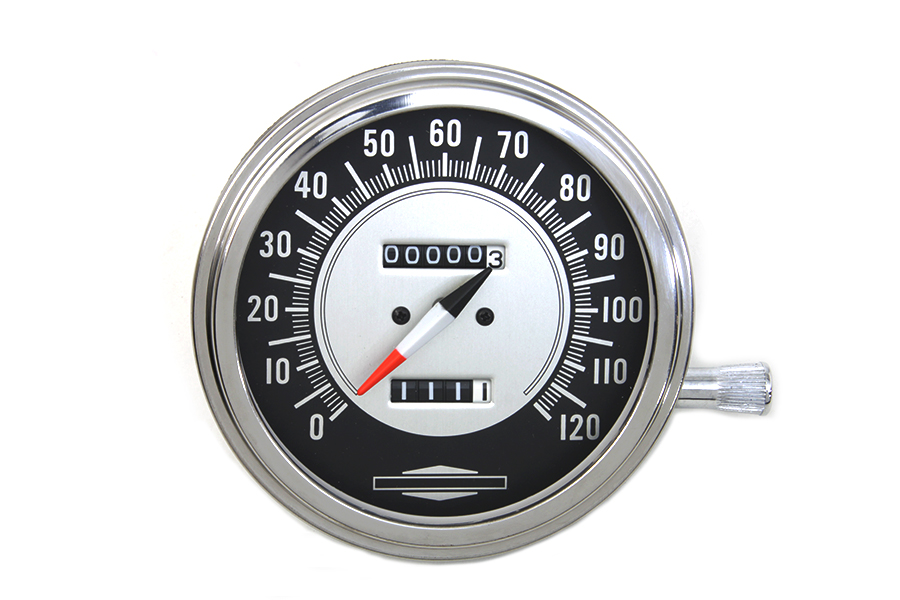 Speedometer with 1:1 Ratio