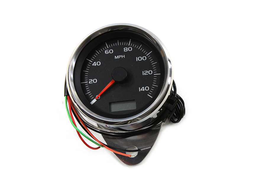 80mm Mini Electronic Speedometer