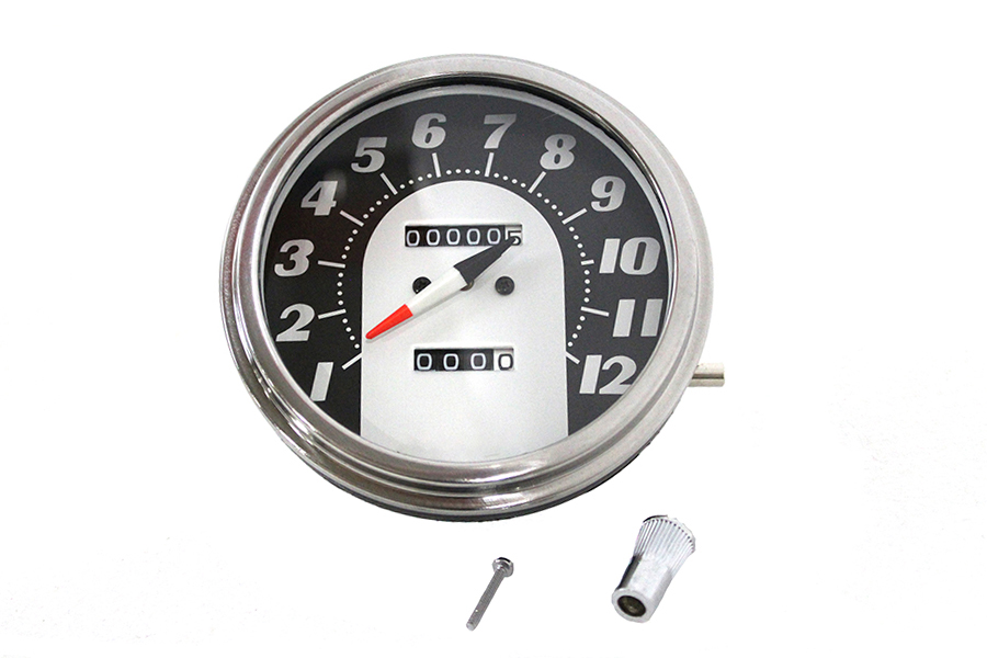 1962-1967 Replica 1:1 FL Speedometer