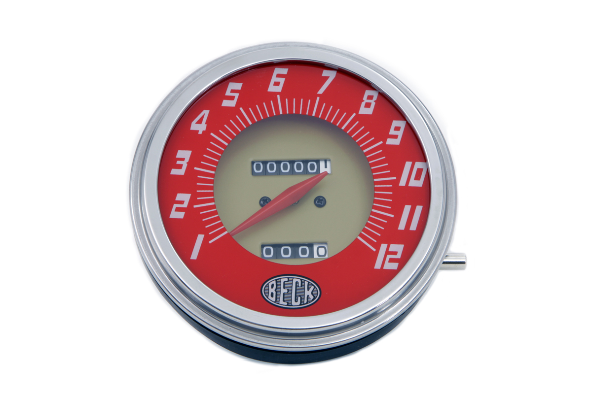 Replica Speedometer with 2:1 Ratio