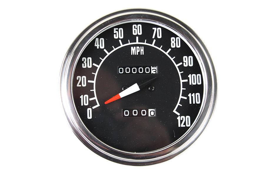 Speedometer with 2240:60 Ratio