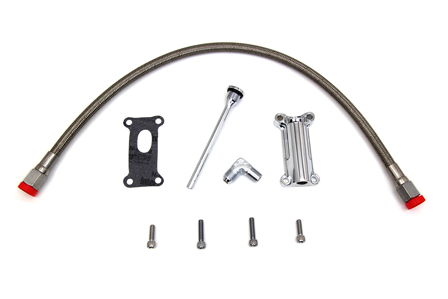 Radium Chrome Oil Filler Kit