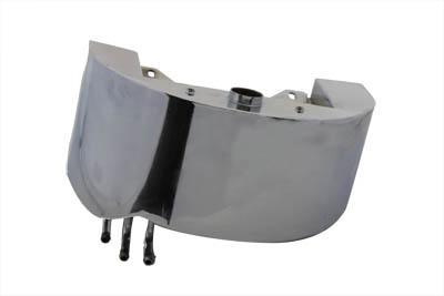 Center Fill Oil Tank Chrome