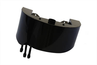 Center Fill Oil Tank Black