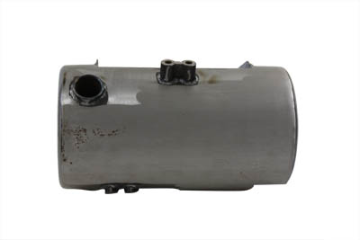 Round Oil Tank Raw Side Fill