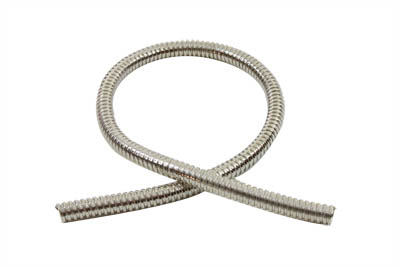 Chrome Metal Hose Cover
