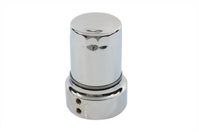 Chrome Generator Oil Filter Adapter