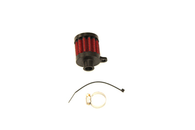 Universal Filter Crankcase Breather