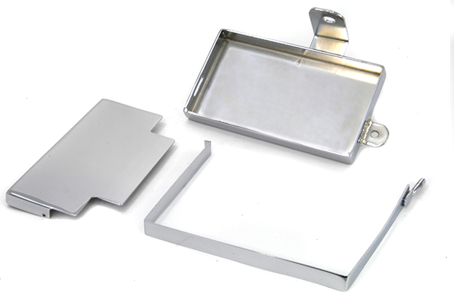 Paughco Battery Tray with Strap and Top