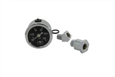 Liquid Filled Oil Gauge