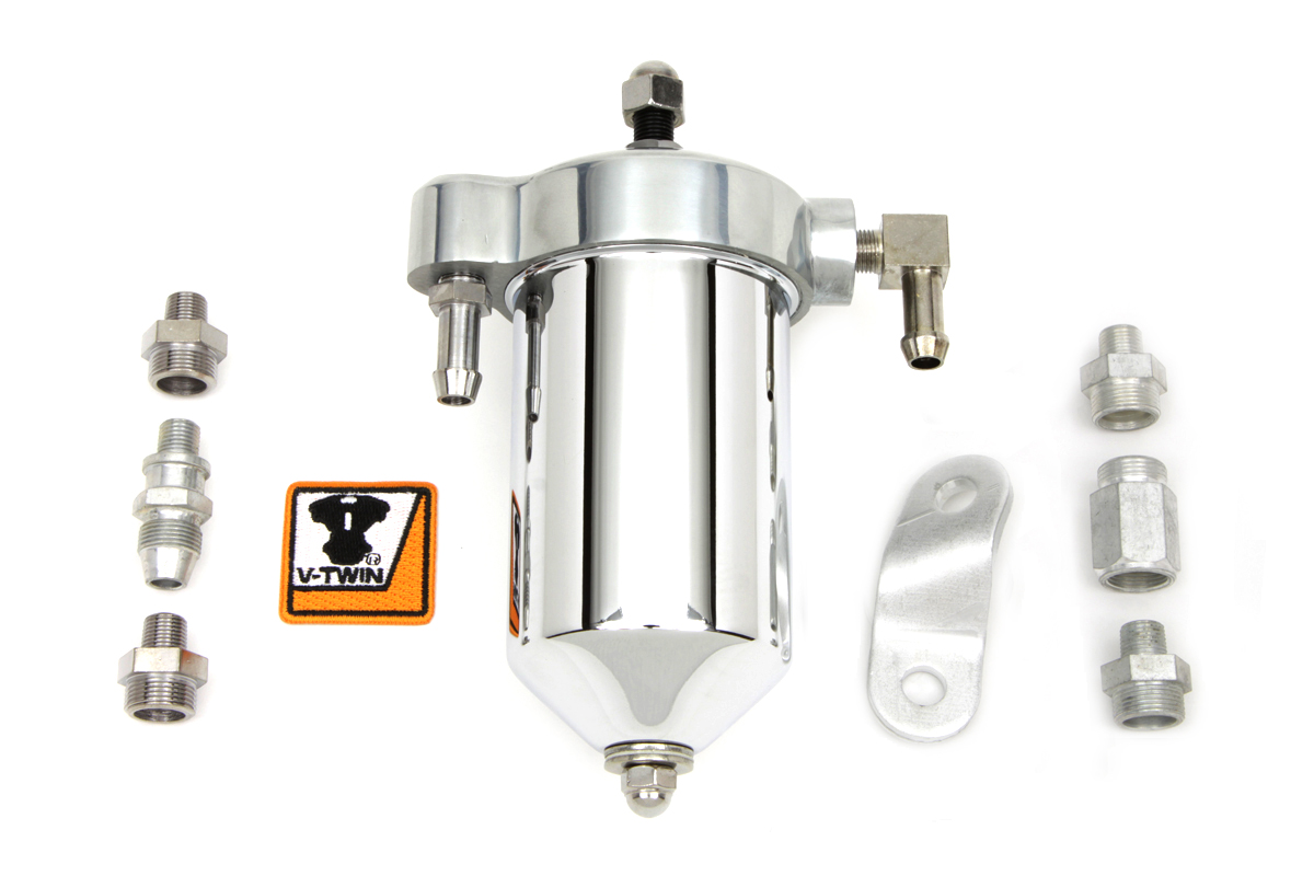 Oil Filter Canister Kit