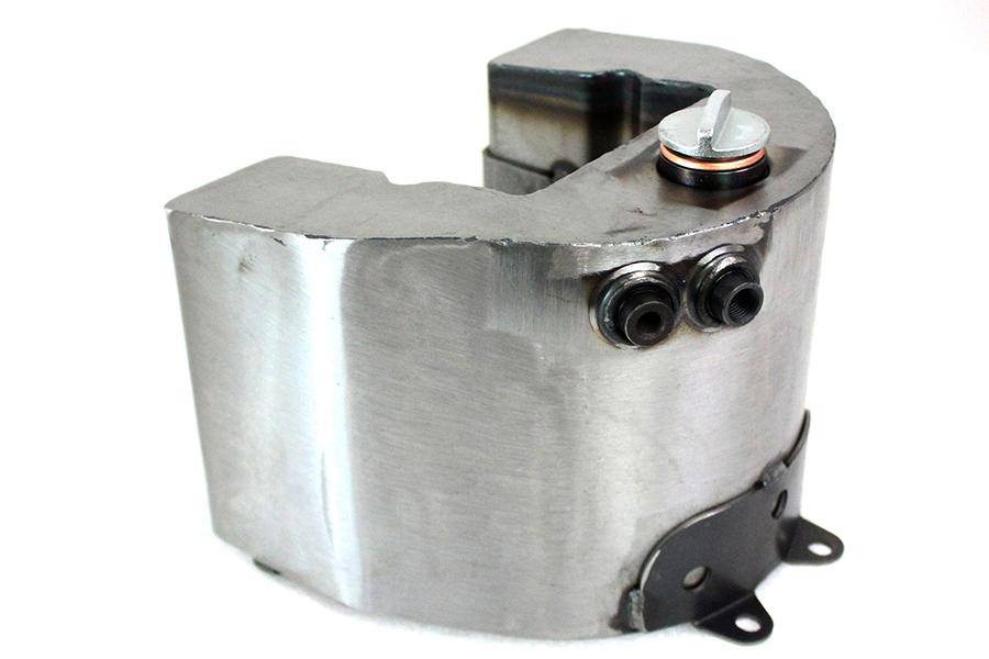 Replica 1936 Knucklehead Raw Oil Tank