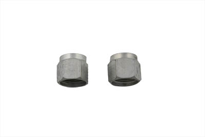 Gas Line Nut Set Cadmium