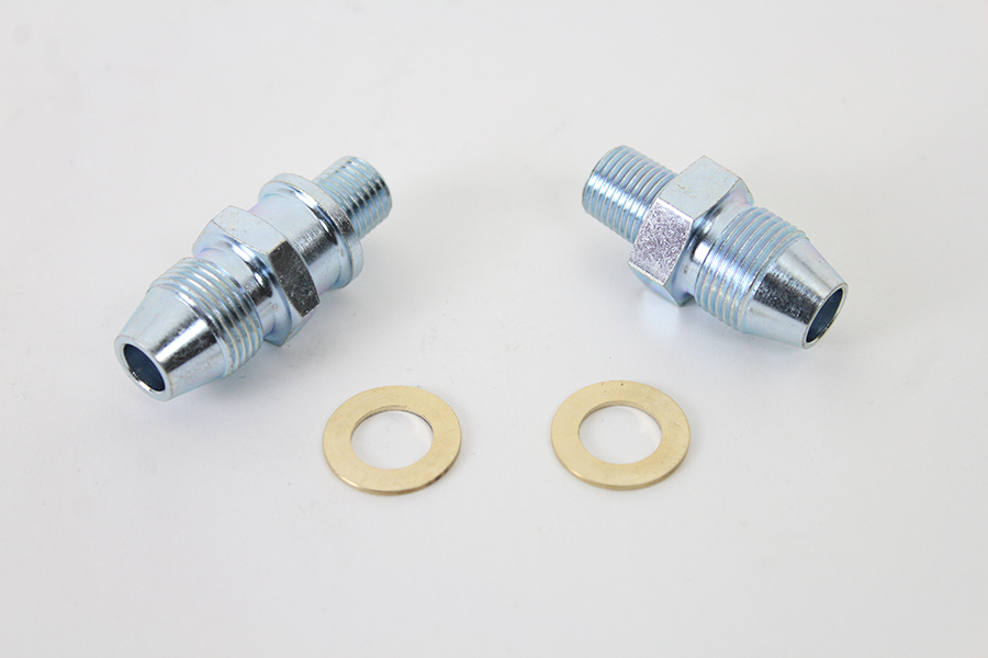 Oil Pump Cover Fitting Set Zinc Plated