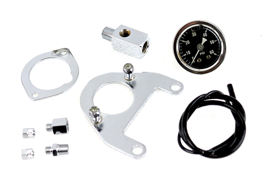 Oil Pressure Gauge Mount Kit