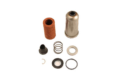Oil Filter with Cup