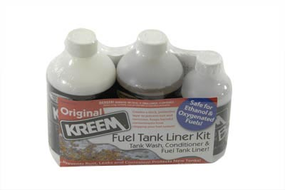 Kreem Gas Tank Combo Kit