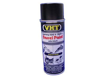 VHT Black Barrel Finish
