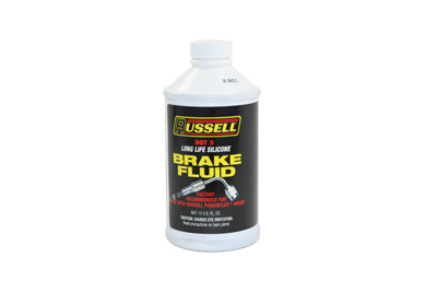 *UPDATE DOT 5 Brake Fluid