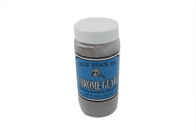 *UPDATE Chrome Guard Heat Resistant Coating