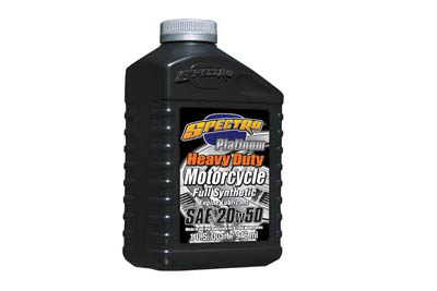 20W-50 Full Synthetic Spectro Oil