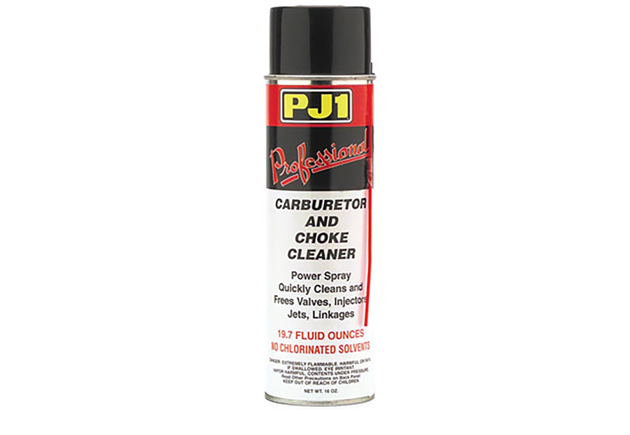 PJ1 Carburetor and Choke Cleaner Chemical
