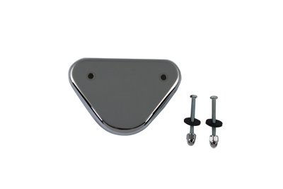 Rear Remote Reservoir Cover Chrome