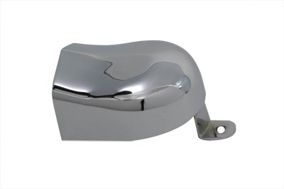 Horn Cover with Tab Chrome
