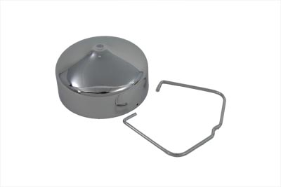 Chrome Distributor Cover Kit