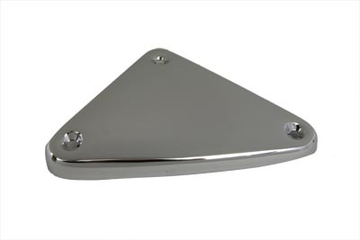 Smooth Style Ignition Module Cover Chrome