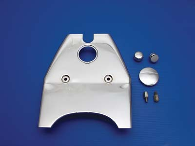 *UPDATE Chrome Frame Battery and Oil Tank Cover