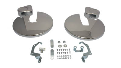 *UPDATE Cover Kit for Brake Caliper and Disc