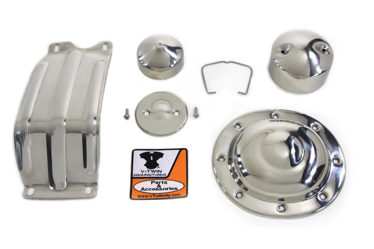 Stainless Steel Accessory Kit