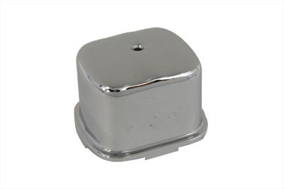 Regulator Cover 12 Volt Bosch Chrome