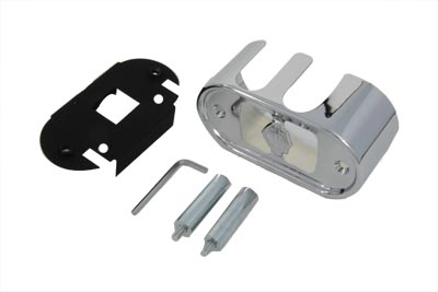 *UPDATE OE Coil Cover Chrome TC-88 Carburetor Type