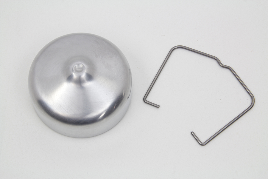 Polished Aluminum Distributor Cover Kit